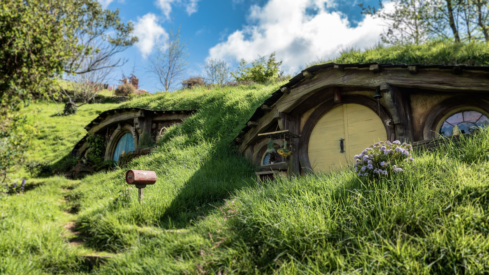 Hobbiton is within easy reach of Kelly Rd Cambridge NZ
